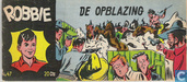 Strips - Robbie - De opblazing