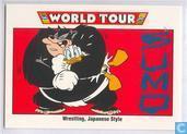 Wrestling, Japanese Style