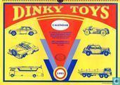 Dinky Toys Calendar 1991