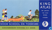 Voor school en toerisme, King Atlas