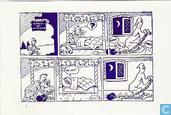 Bert Trekker stripkaart 1e serie 4