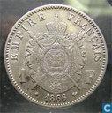 Coins - France - France 1 franc 1866 (BB)