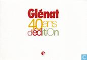 Glénat 40 ans d'edition
