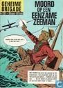 Strips - Moord op een eenzame zeeman - Moord op een eenzame zeeman
