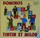 Tintin et Milou dominos