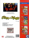 Strips - Stam & Pilou - Het mysterie van de omgekeerde zegel