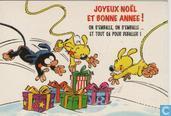 Joyeux Noel et Bonne Annee !