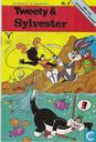 Strips - Tweety en Sylvester - Nummer  9