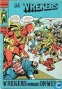 Strips - Avengers [Marvel] - Wrekers versus on-mens!