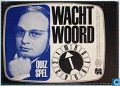 Wachtword Quiz-Spel
