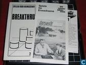 Spellen - Tafl - Breakthru