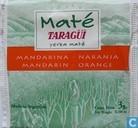 Yerba Maté - Mandarina Naranja