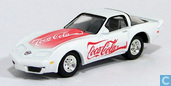 Modellautos - Johnny Lightning - Chevrolet Corvette 'Coca Cola'