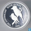 "Australia 30 dollars 1998 (PROOF) ""Kookaburra"""