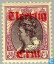 La reine Wilhelmine Aide émission