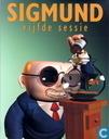 Strips - Sigmund - Vijfde sessie