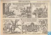 Strips - Rode Ridder, De [Vandersteen] - Excalibur
