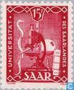 Université de la Sarre 1947-1948
