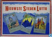 Nieuwste Steden Lotto