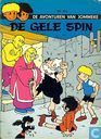 Comic Books - Jeremy and Frankie - De gele spin