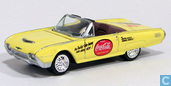 Model cars - Johnny Lightning - Ford Thunderbird 'Coca-Cola'