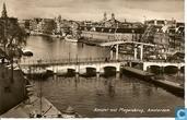 Amstel met Magerebrug - Amsterdam