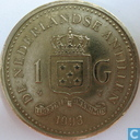 Netherlands Antilles 1 guilder 1993