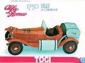 Togi Alfa Romeo 1750 Gran Sport a Carbone 1933