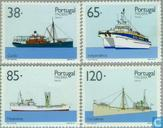 1992 Ships of Madeira (MAD 38)