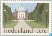 Timbres-poste - Pays-Bas [NLD] - Huis ten Bosch