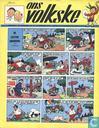 Bandes dessinées - Ons Volkske (tijdschrift) - 1959 nummer  7