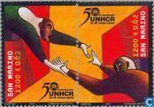 2001 UNHCR 50 years (SAN 522)