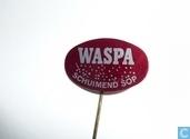 Waspa schuimend sop [rood]