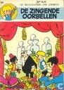 Comic Books - Jeremy and Frankie - De zingende oorbellen