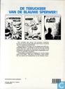 Comic Books - Blauwe Sperwer, De - Verboden gebied