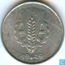 DDR 1 pfennig 1949 (E)