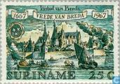 La paix de Breda ad1667