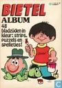 Comics - Beppo de clown - Bietel geeft het niet op!