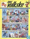 Comic Books - Ons Volkske (tijdschrift) - 1959 nummer  12
