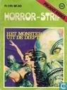 Strips - Horror-strip - Het monster uit de diepte