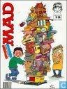 Bandes dessinées - Mad - 1e series (revue) (néerlandais) - Nummer  19
