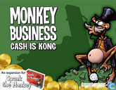 Monkey business - cash is kong