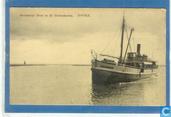 Hoornsche boot in de Buitenhaven