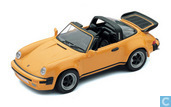 Modelauto's  - High Speed - Porsche 911 Turbo Targa