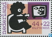 Children's Stamps - A Safe Home
