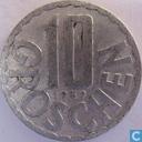 Austria 10 groschen 1959