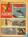 Bandes dessinées - Arend (magazine) - Jaargang 9 nummer 17