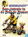 Bandes dessinées - Commissaire San-Antonio - San-Antonio in de Tour de France