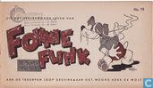 Comic Books - Fokkie Flink - Uit het veelbewogen leven van Fokkie Flink de superspeurder