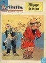 Tintin recueil souple 73